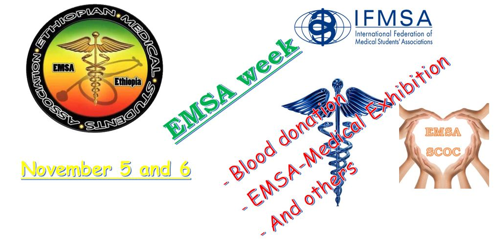 EMSA Blood Campaign in all LMOs to be held November 5, 2016 and November 6, 2016
